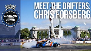 Meet the drifters: Chris Forsberg