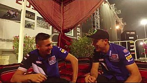 Lowes & Van der Mark answer your questions in Qatar