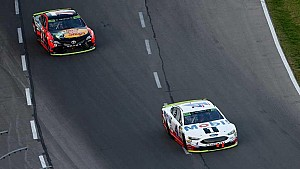 Harvick puts Truex in his Rearview Mirror for Texas win
