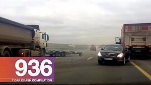 Recopilación de accidente de coche 936 - noviembre de 2017