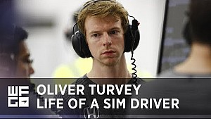 Life of a Sim driver | WFG | Oliver Turvey