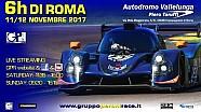 Yarış: Roma 6 Saat - 6 Ore di Roma
