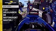 Découvrez et téléchargez Motorsport Master !