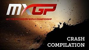 MXGP 2017: De crashes