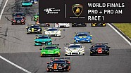 Live: World Final - Pro and Pro AM Race 1