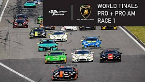Live : World Final - Course 1 Pro et Pro AM