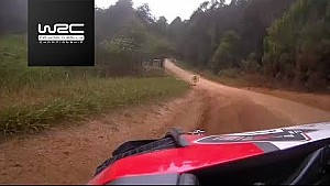 WRC - Kennards Hire rally Australia 2017: Shakedown a bordo Lefebvre