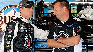 Harvick hoping for 'calmest weekend possible' in Miami