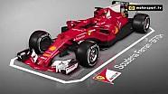 Ferrari'nin Brezilya'ya getirdiği güncellemeleri
