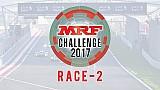 MRF CHALLENGE 2017-2018 ROUND 1 - RACE 2 - MRF2000