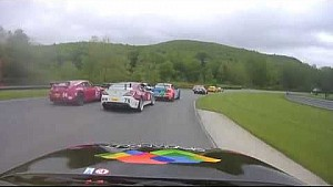 PWC 2017 - Chetan Puranik TC #36 - Onboard highlights at Lime Rock park