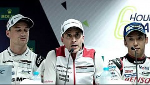 WEC - 2017 6 hours of Bahrain - Post-race press conference