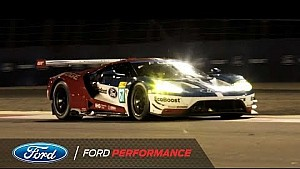 Ford Chip Ganassi Racing: 2017 6 Hours of Bahrain Highlights | Ford Performance