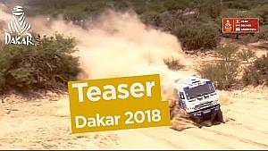 2018 Dakar Rallisi tanıtım fragmanı