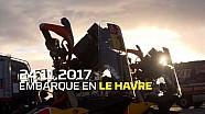 Le Havre… estamos en el Dakar