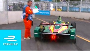 Formel E: Das war eng!