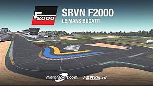 SRVN F2000 2017-II: Le Mans Bugatti