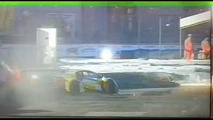 Motor Show di Bologna | Incidente per Andrea Palma