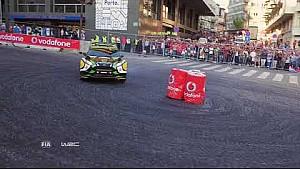 WRC 2016 - DJI aerial clip: Vodafone rally Portugal