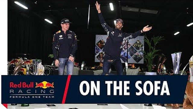 Red Bull Racing: On The Sofa 2017