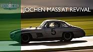 La leyenda de Le Mans, Jochen Mass, y el Gullwing en Revival