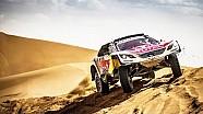Así regresó de Peugeot a Dakar