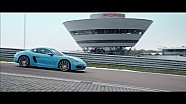 Porsche experience video series (2 of 3): Steve Booker tests the Porsche track experience Leipzig