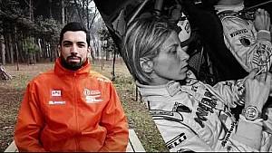 Tania Canton sarà la navigatrice di Simone Campedelli nel CIR con Orange1Racing