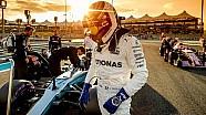 Valtteri Bottas y su inspiración para sus cascos