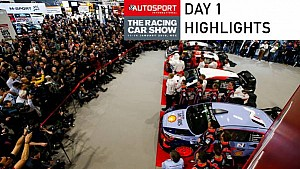 Best-of Jour 1 - Autosport International 2018