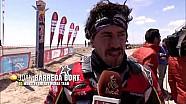 Diario de Honda etapa 7, Rally Dakar