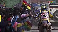 La postal del Dakar - etapa 8 (Uyuni / Tupiza)