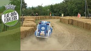 Weirdest Dakar car ever? Two-engined 2CV!