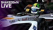 ePrix di Santiago: lo shakedown LIVE