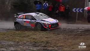 Rally de Montecarlo, Hyundai Motorsport 2018