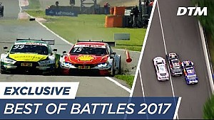 Best of battles 2017 - DTM exclusive