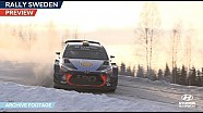 Rally Sweden preview - Hyundai Motorsport 2018