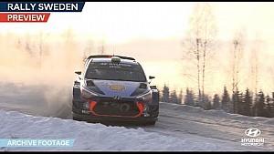 La preview de Hyundai avant le Rallye de Suède