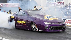 Vincent Nobile takes the No. 1 qualifying spot in Pomona