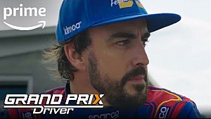 Grand Prix Driver - Interview met Fernando Alonso