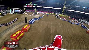 Cole Seely main event 2018 Monster Energy Supercross from San Diego
