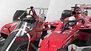 IndyCar'ın ön camı vs Formula 1'in halosu