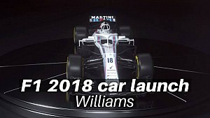 F1 2018 Car Launches: Williams