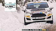FIA Junior WRC - Rally Sweden 2018: highlights Saturday