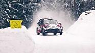 Rallye de Suède 2018 - Jour 2 - Toyota
