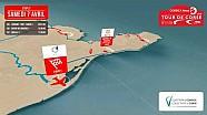Le parcours du Tour de Corse 2018