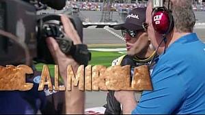Nascar on FOX Aric Almirola Daytona 500 pre-race feature (2018)