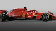 Presentación Ferrari SF71H 2018 F1 ESP