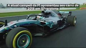 Apresentações F1 2018 – Mercedes