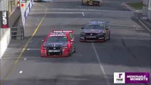 Whincup vs Courtney Adelaide 2016